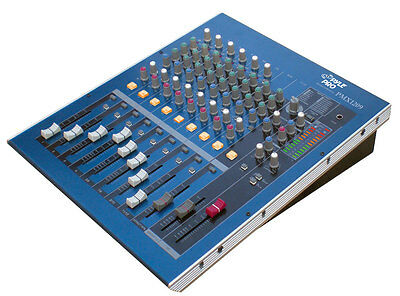 PylePro PMX1209 12 Channel Professional Digital (DSP) Console Mixer