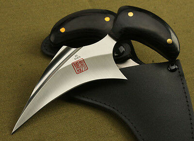 Brand new Big brands Karambit Camping Fixed Blade Big size claw blade Knife-039