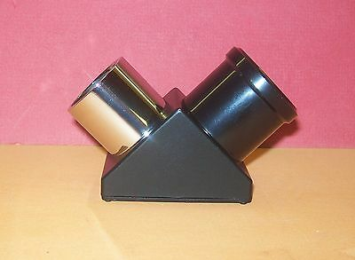 "Budget  90° 1.25"" Telescope DIAGONAL for Meade Refractors NEW!"