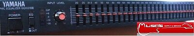 "Yamaha GQ1031BII 19"" rack-mountable 31-Band Graphic Equalizer $249 + Postage"