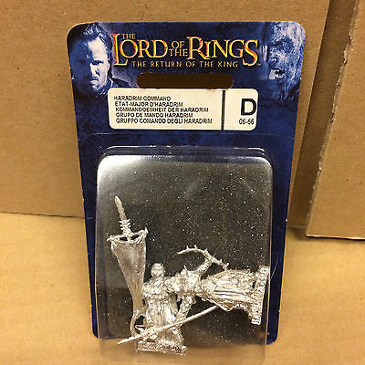 The Lord of the Rings Haradrim Command Ref 06-66, Nuevo