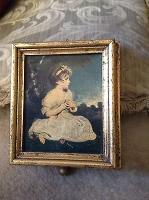 Lovely Vintage Reuge Wall Hanging Mazurka Chopin Music Box reduced Price