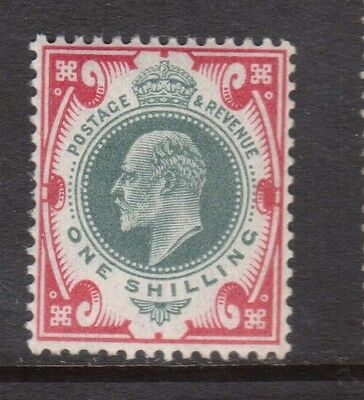 Great Britain #138 VF+/NH