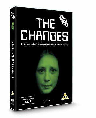 The Changes - DVD NEW & SEALED (2 Discs) (BBC/BFI)