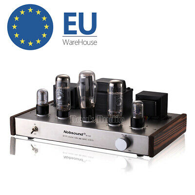 Nobsound Audio EL34 Single-ended 2.0 Channel HiFi Class A Stereo Tube Amplifier