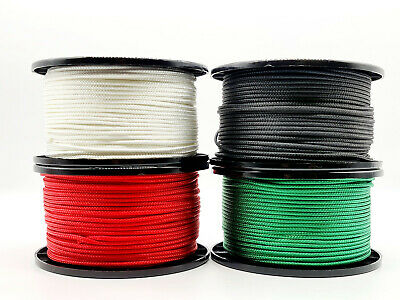 Mousing line 3mm 100mt reel Polyester mouse line guide line rope cord