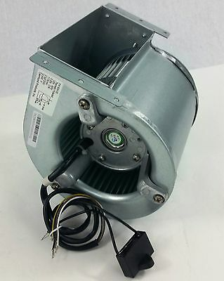 165 CFM Dual Inlet Centrifugal Blower Cooling Refrigeration Stove Heat Fan 3319