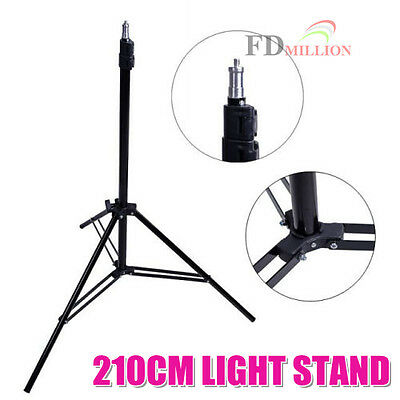 7ft Photography Flash Studio Video Photo Light Stands Kit For Softbox lighting