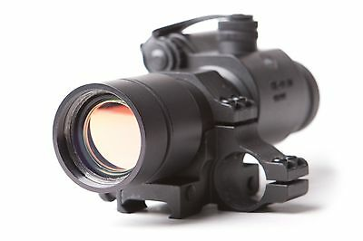 PK-01 VI. Weaver Red Dot Scope Collimator Sight. 1 MOA. Original by BelOMO.