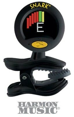 Snark ST-8 Newest Fastest Clip On Guitar Bass Instrument Tuner Replaces SN-8