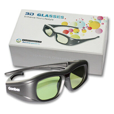 Adults Universal Active Shutter 3d glasses  G05-A IR Bluetooth Sony LG and more