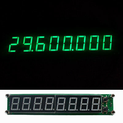 0.1-60MHz 20MHz~ 2.4GHz RF Singal Frequency Counter Tester LED Meter Ham Radio G