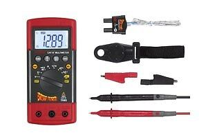Power Probe Digital Multimeter Kit CAT-IV, Hybrid Safe, Backlight #DMM101ES