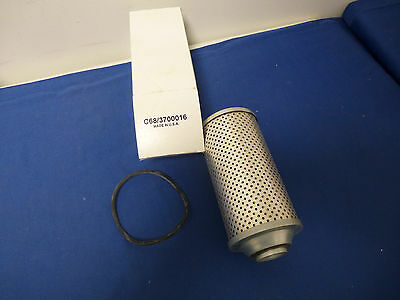 C68 370-0016 Hydraulic Filter Element  --  PT377 Replacement