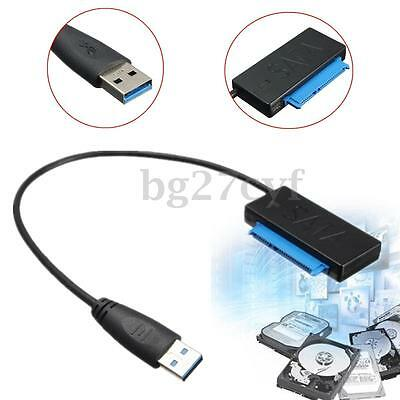 USB 3.0 to SATA ATA Converter Adapter Cable for 2.5 inch Hard Drive Disk HDD SSD