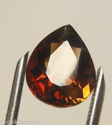 NATURAL IMPERIAL TOPAZ 6.79ct 14x11mm Pear Wholesale Loose Earth Mined Gem