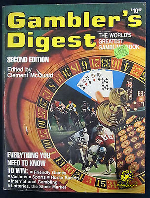 Gambler's Digest by Clement McQuaid