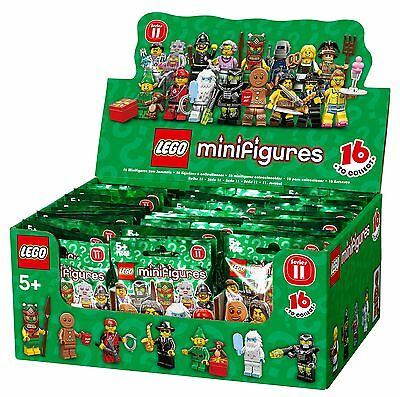 LEGO MINIFIGURE SERIES 11 - COMPLETE YOUR COLLECTION - CHOOSE A MINIFIGURE - NEW