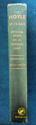 Hoyle Up-To Date by Albert H. Morehead and Geoffrey Mott-Smith