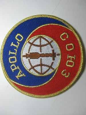 U.s. Raumfahrt Nasa Space Aufnäher Patch Apollo Soyuz Test Project Fasching