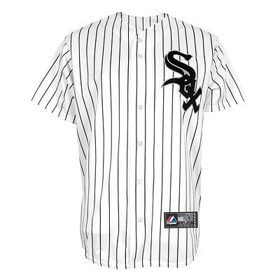 MLB Baseball Trikot Jersey CHICAGO WHITE SOX - Home white von Majestic