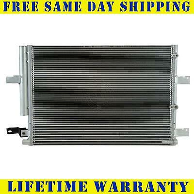 AC A/C Condenser For Ford Lincoln Fits Edge MKX 3.5L 3.7L V6 6Cyl 3894