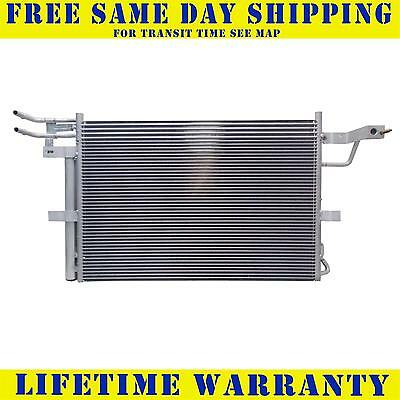 3911 Ac A/c Condenser For Ford Fits Explorer 3.5 V6 6Cyl