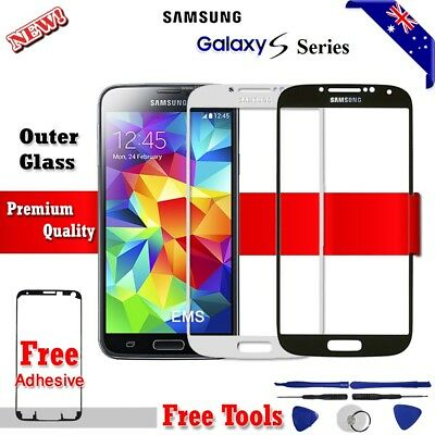 Outer Front Glass Screen Replacement For Samsung Galaxy S7 S6 S5 S4 Note 5 4 3