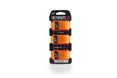 Gruv Gear Fret Wraps HD - Large 3-pack Flare Color - While Supplies Last!!