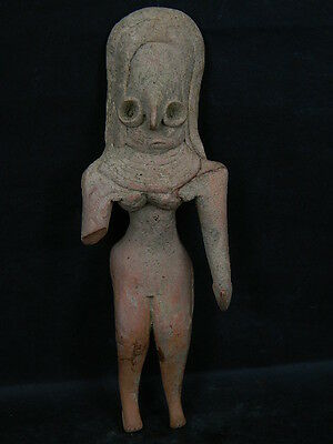 Ancieng Indus Valley Teracotta Mother Goddess C.2000 BC