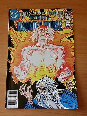 Secrets of Haunted House #45 (Feb 1982, DC) ~ FINE FN ~ DC Comics