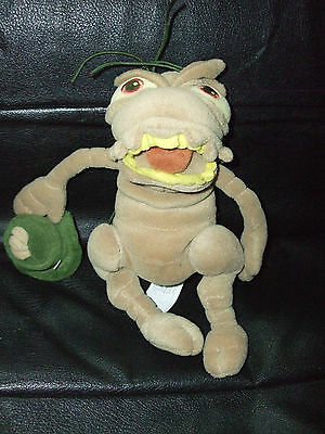 "Official Disney A Bugs Life P.t. Flea  8"" Soft Toy From The Disney Store Vgc"