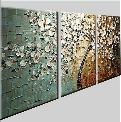 Modern Abstract Huge Art Oil Painting wall decorate Canvas (no framed)