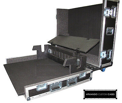 YAMAHA CL-5 MIXER W/DHC Custom Heavy Duty Road Case Made In USA