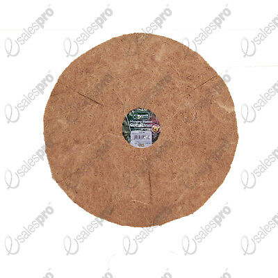 "14"" Hanging basket liners - COCONUT FIBRE, singles or very cheap multi buy deals"