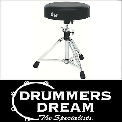 """DW 9000 Series Drum Throne Stool 14"""" Round Top with Memory Lock DWCP9100M"""