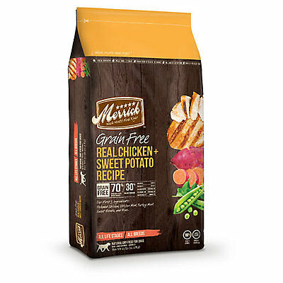 Merrick Grain Free Real Chicken Dry Dog Food