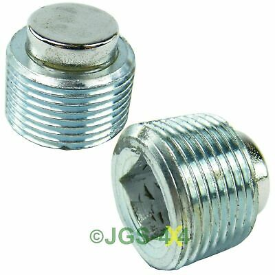 Land Rover Defender Magnetic Differential Diff Gearbox Drain Plug - TYB500120