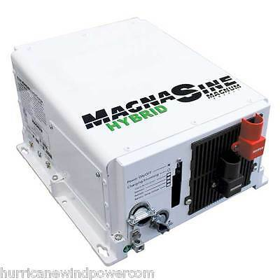 Magnum MSH4024RE   4000W Power Inverter / Charger, RE Hybrid w/Load Support
