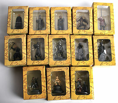 Eaglemoss Lord of The Rings Sammlung - Verschiedene Herr der Kabel Figurinen
