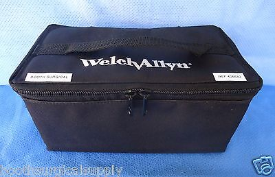 Welch Allyn 406682 Soft Carry Case For Suretemp Thermometers-Excellent Used
