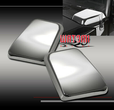 03-09 Hummer H2 Suv Sut Side Air Intake Hood Vent Cover Chrome Bezel 05 06 07 08