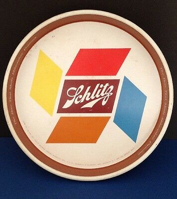 1955 Schlitz Beer Serving Tray