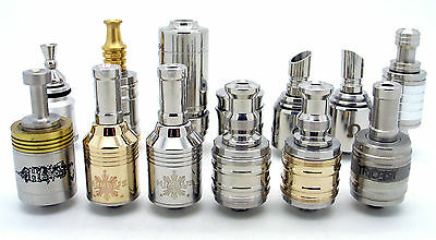 Rebuildable Atomizer Clearance RBA Stillare TOBH Vulcan 3D Hades Generic RDA
