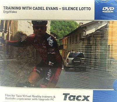 TACX Ergo Video : Training with Cadel Evans - Silence Lotto