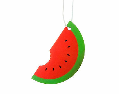 Watermelon Fruit Car Air Fresheners Hanging Scent Home Office Freshener New