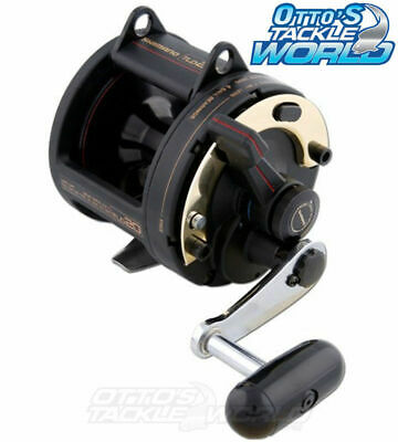 Shimano TLD 20 Lever Drag Overhead Fishing Reel BRAND NEW at Otto's Tackle World