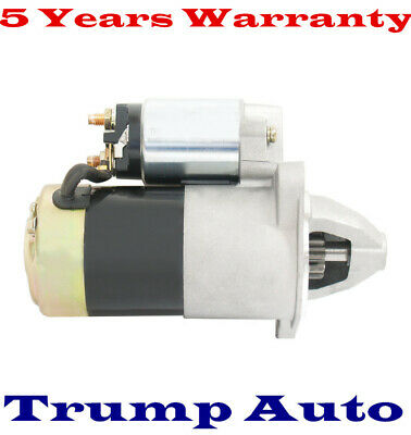 Brand New Starter Motor for Ford Couriser PC engine F2(M) 2.2L Petrol 89-93