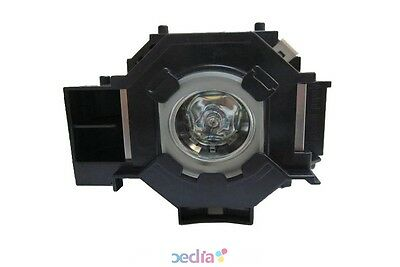 Generic Projector Lamp for EPSON PowerLite W6 OEM Equivalent Bulb with Housing