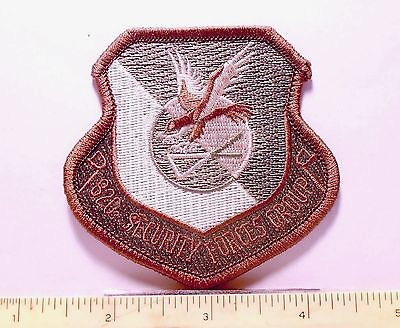 PATCH - 820th SECURITY FORCES GROUP - AIR FORCE - USAF